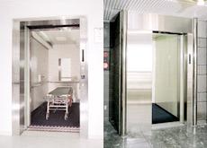 乗用・寝台用エレベーター