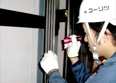 エレベーターのメンテナンス管理