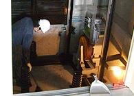 昇降路の底の清掃
