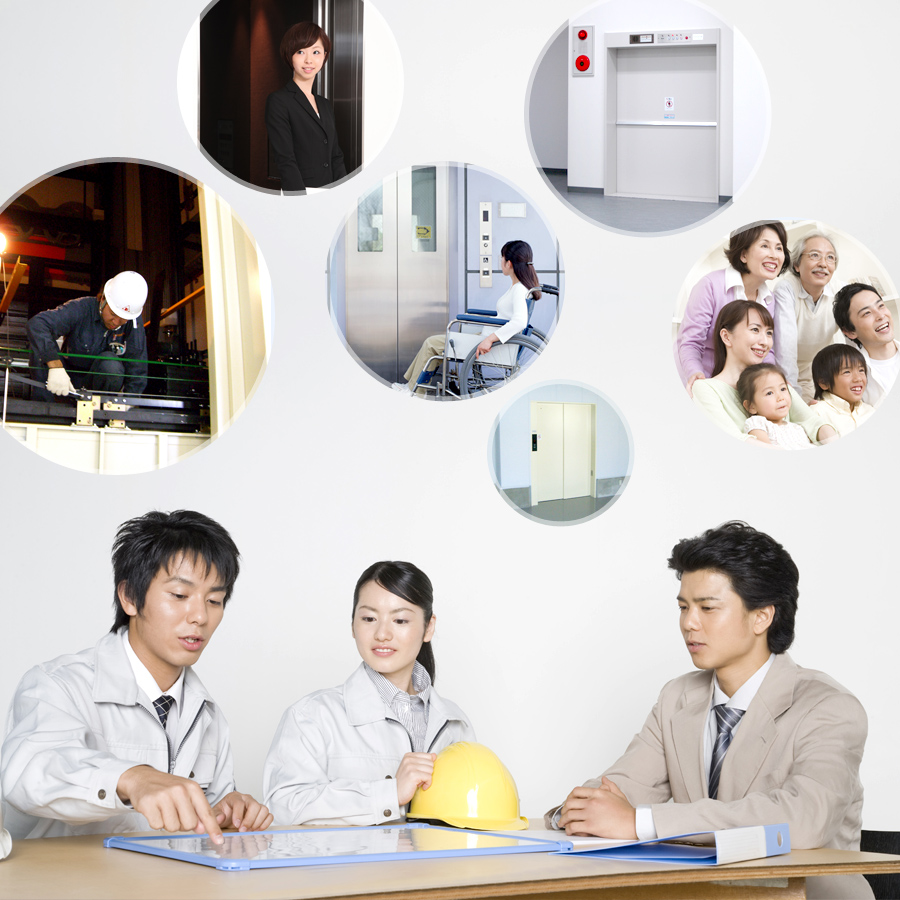 関西のエレベーターなら株式会社コーリツ