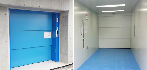自動車用エレベーター