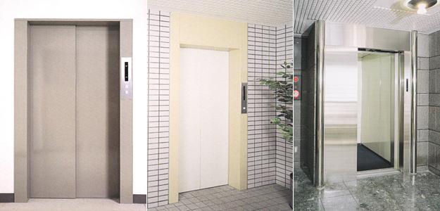 乗用エレベーター